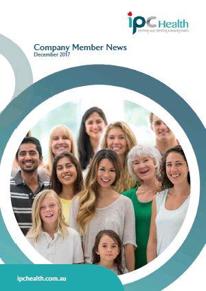 Company Member News December 2017 full cover